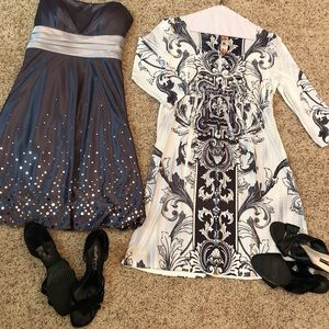 2 Jr homecoming/ party dresses $18 each or